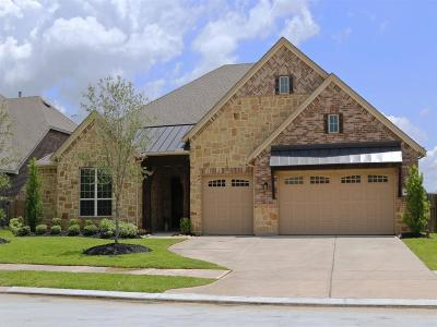 Fort Bend County Single Family Home For Sale: 1411 Trails Of Katy Lane