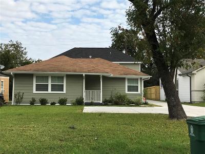 Houston Multi Family Home For Sale: 3523 Charleston Street