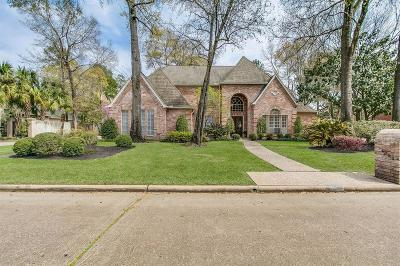Spring Single Family Home For Sale: 16022 Stewarts Grove Drive