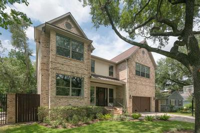 Bellaire Single Family Home For Sale: 4517 Holly Street