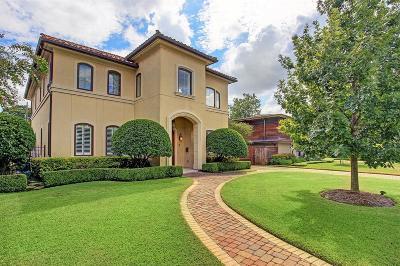 River Oaks Single Family Home For Sale: 2419 Reba Drive