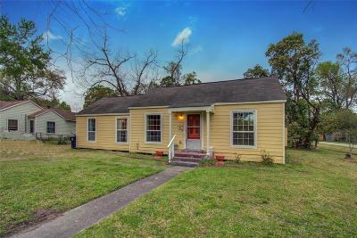 Single Family Home For Sale: 502 Del Norte Street