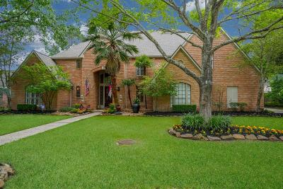 Katy Single Family Home For Sale: 20107 Chasestone Court