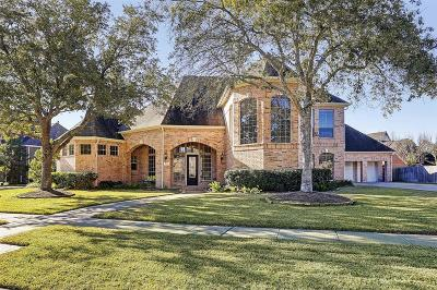 Katy Single Family Home For Sale: 2615 Autumn Lake Drive