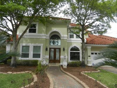 Houston Single Family Home For Sale: 18930 Windsor Lakes Dr Drive