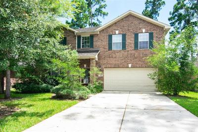 The Woodlands Single Family Home For Sale: 38 N Spinning Wheel Circle
