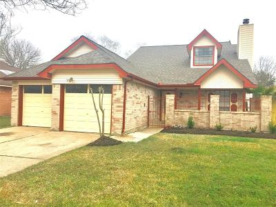Missouri City Single Family Home For Sale: 2619 Lazy Spring Court