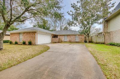 Single Family Home For Sale: 15810 Hickory Knoll Drive