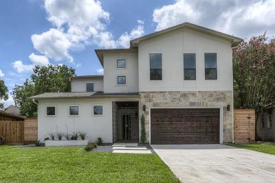 Single Family Home For Sale: 6913 Burgess Street