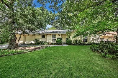 The Woodlands Single Family Home For Sale: 24903 Hickory Hill Road