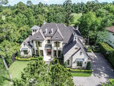 The Woodlands Single Family Home For Sale: 15 Hepplewhite Way