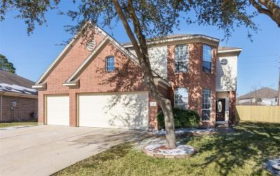 Katy Single Family Home For Sale: 20302 Dawn Square