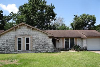 Single Family Home For Sale: 8215 Lawn Street