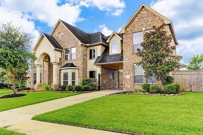 Missouri City Single Family Home For Sale: 9226 Hummingbird Lane