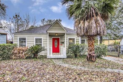 Houston Single Family Home For Sale: 919 Dorothy Street