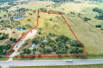 Lee County Country Home/Acreage For Sale: Tract 3 Hwy 290 E