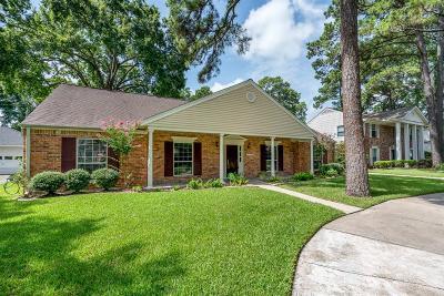 Houston Single Family Home For Sale: 13919 Kimberley Lane