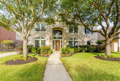 Manvel Single Family Home For Sale: 3123 Red Ridge Court