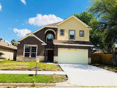 Houston Single Family Home For Sale: 7007 Camino Verde Drive
