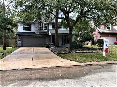 The Woodlands Single Family Home For Sale: 35 Purple Martin Place