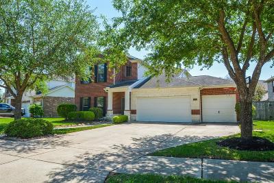Katy Single Family Home For Sale: 8807 Peach Oak Crossing