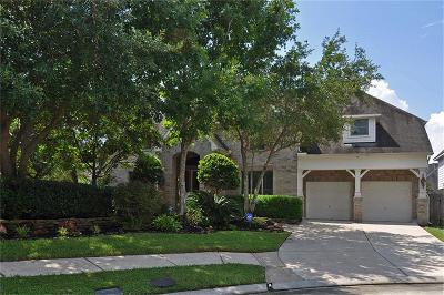 Humble Single Family Home For Sale: 12538 Honey Creek Trl
