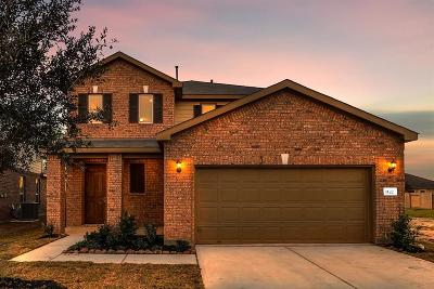 Conroe Single Family Home For Sale: 1122 Epworth