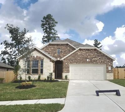 Conroe Single Family Home For Sale: 14326 Sawtooth Forest Court