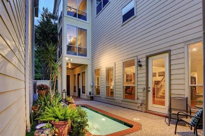 Houston Single Family Home For Sale: 518 Park Trail Lane