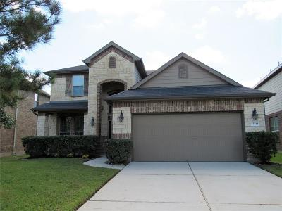 Humble Single Family Home For Sale: 13214 Maywater Crest Court