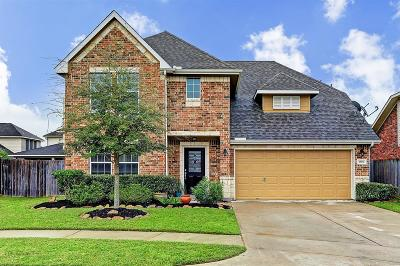 Alvin Single Family Home For Sale: 1804 Spring Meadow Court