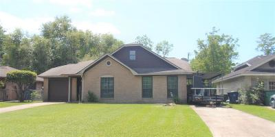 Alvin Single Family Home For Sale: 3103 Quail Run Drive