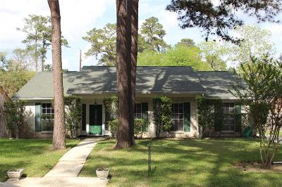 Spring Single Family Home For Sale: 25534 Cottage Hill Lane