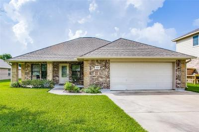 Bay City TX Single Family Home For Sale: $172,500