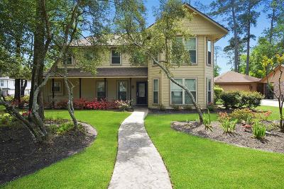 Conroe Single Family Home For Sale: 330 Pine Manor Drive