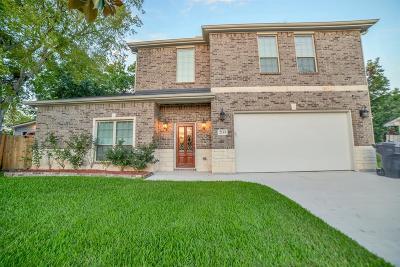 Houston Single Family Home For Sale: 2115 Boykin Street