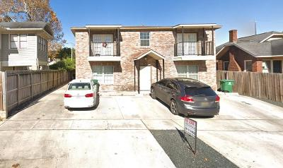 Harris County Rental For Rent: 4719 Clay Street #4