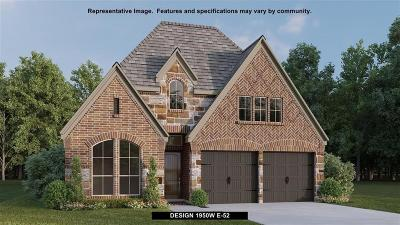 Conroe TX Single Family Home For Sale: $306,900