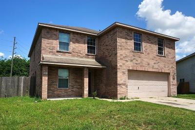 Cypress Single Family Home For Sale: 8014 Archcrest Court