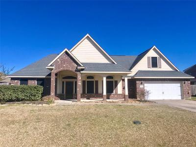 Baytown Single Family Home For Sale: 9506 St Croix