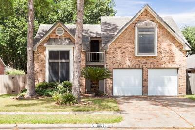 Copperfield, Copperfield Middlegate, Copperfield Northmead Village, Copperfield Place Village Sec, Copperfield South Creek Village, Copperfield Westcreek Village Single Family Home For Sale: 16014 Country Bend Road