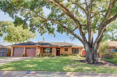 Houston Single Family Home For Sale: 1619 Willowby Drive