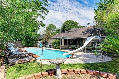 League City Single Family Home For Sale: 2201 Bennigan Street