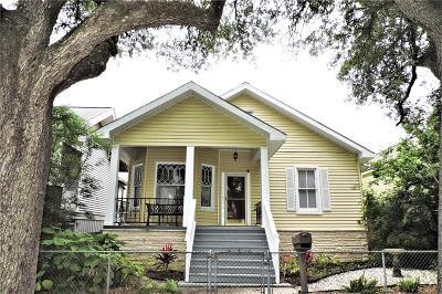 Galveston County, Harris County Single Family Home For Sale: 3411 Bernardo De Galvez