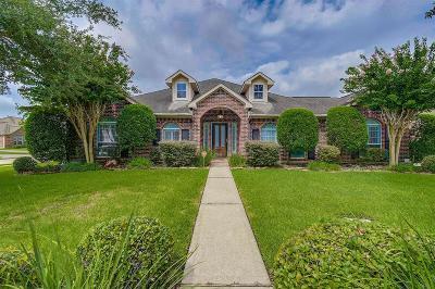 League City TX Single Family Home For Sale: $399,500