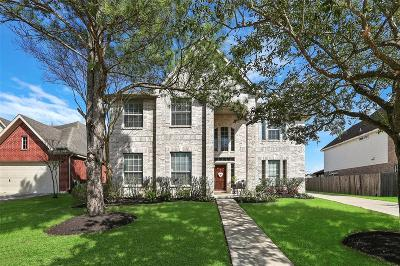Katy TX Single Family Home For Sale: $348,800
