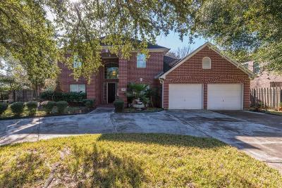 Pasadena Single Family Home For Sale: 618 Fox Hollow Lane