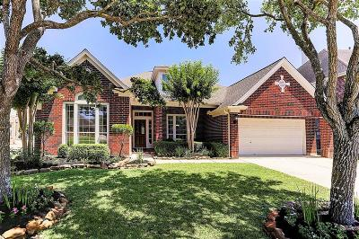 Katy Single Family Home For Sale: 4611 Camden Brook Lane
