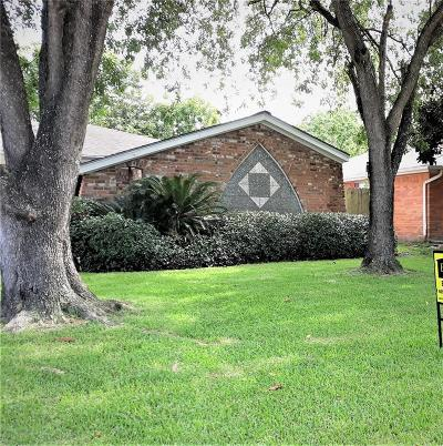 Texas City Single Family Home For Sale: 2929 Somerset Avenue