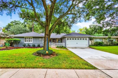 Houston Single Family Home For Sale: 5525 Lincrest Lane